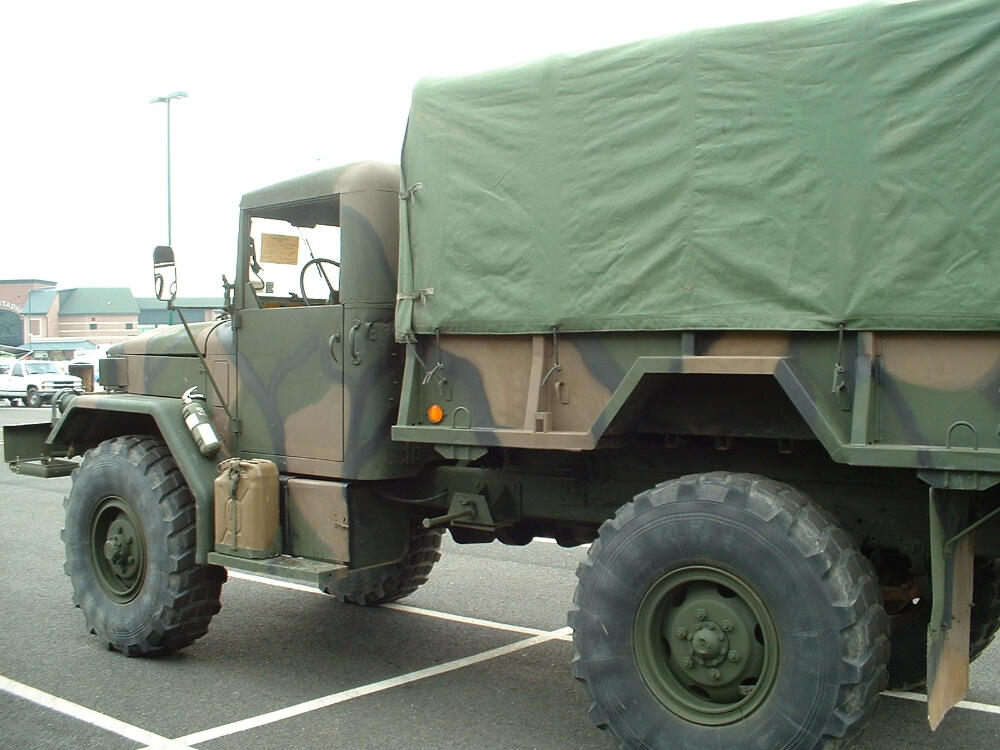 military truck m35 for sale autos weblog. Black Bedroom Furniture Sets. Home Design Ideas